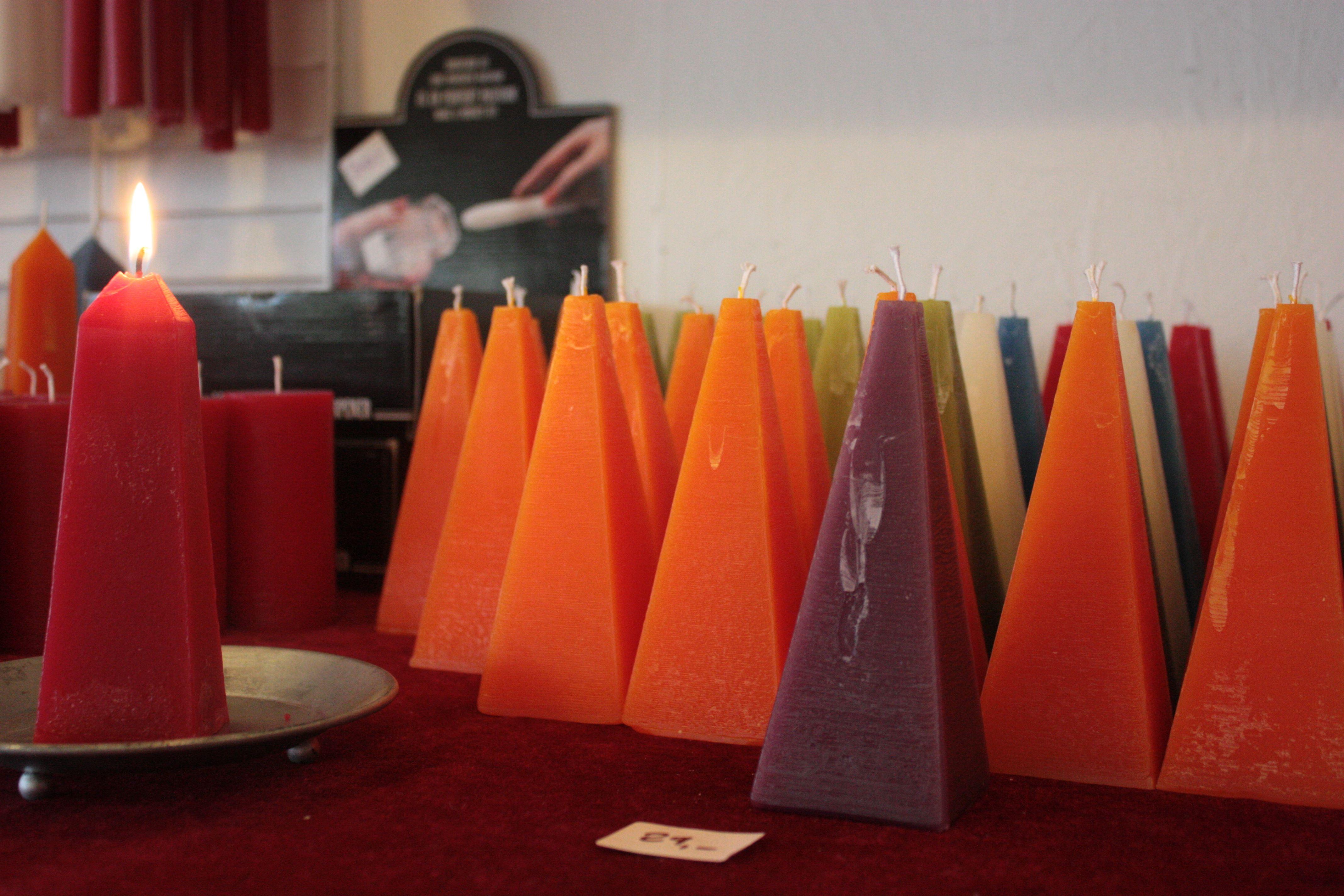 Club Fanø Workshop in advanced candle making