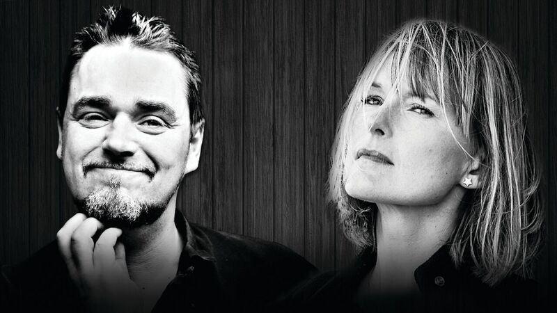 Jack Vreeswijk & Cajsa-Stina Åkerström 21 oktober