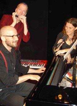 Kultursoppa A peace of Lôve – poetry & music