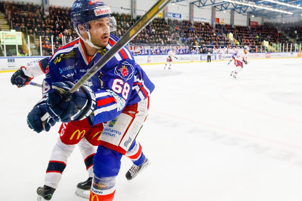 IK Oskarshamn- MODO Hockey