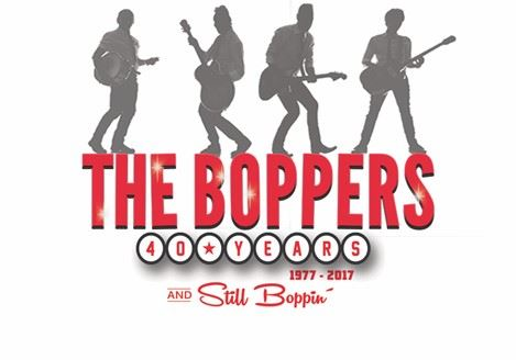 The Boppers 4 november