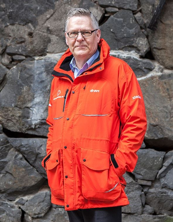 Janne Lundholm - Att krama en persika