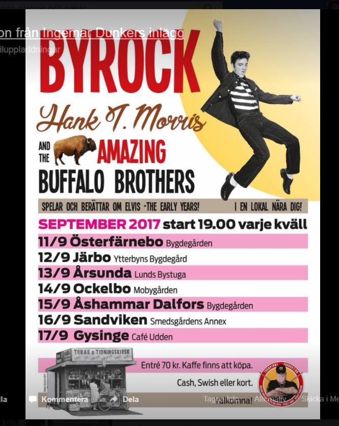 BYROCK - September