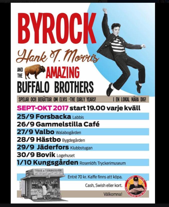 BYROCK - September & Oktober