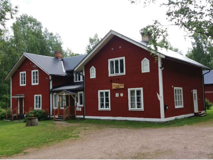 Fågelsjö/Gästis, STF Vandrarhem