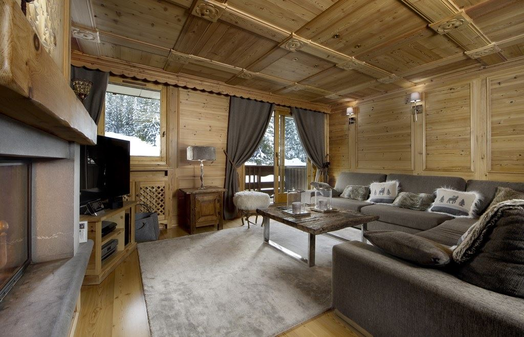 4 rooms 6 people ski-in ski-out / GRANDES ALPES (mountain of dream)