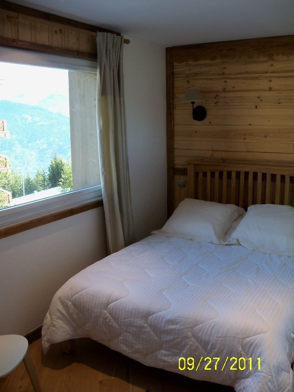 3 rooms 4 people ski-in ski-out / FORET DU PRAZ 402 (mountain of exception)