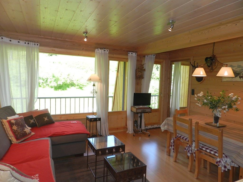 3 rooms 4 people ski-in ski-out / NOGENTIL B202 (mountain of charm)
