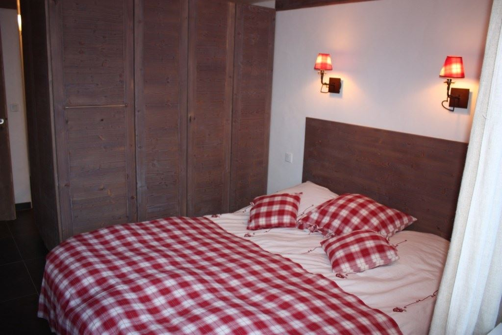 3 rooms 4 people ski-in ski-out / PRALONG 300 (mountain of charm)
