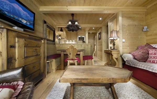 2 rooms 4 people ski-in ski-out / NOGENTIL A403 (mountain of charm)