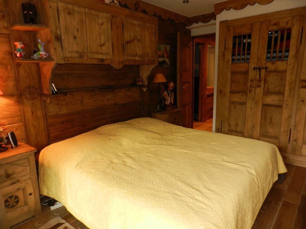 4 rooms 6 people ski-in ski-out / BOUQUETIN (mountain of dream)