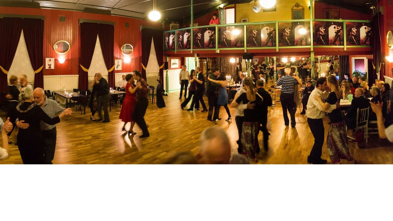 Socialdans- Härnösands teater