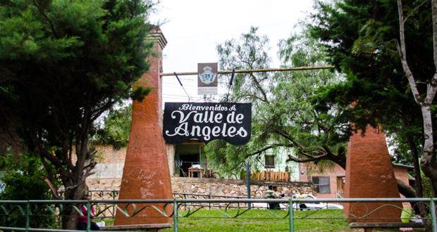 Santa Lucia y Valle de Angeles