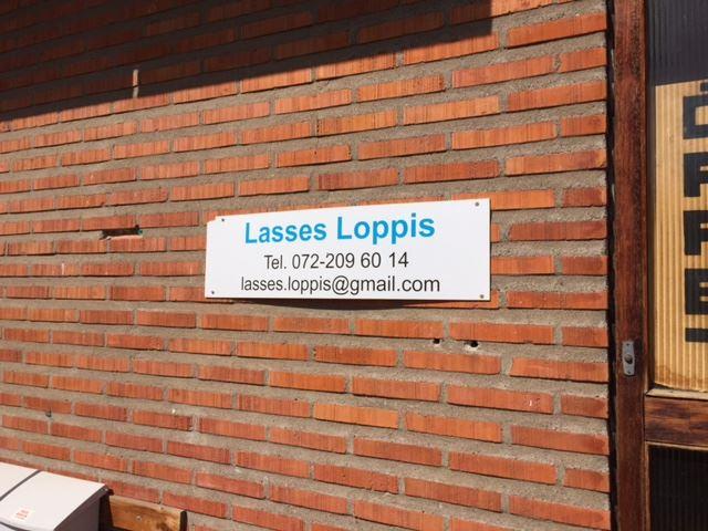 Lasses Loppis