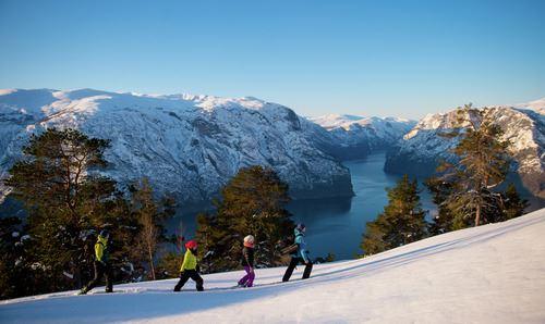 © Sverre Hjørnevik, Morning Snowshoe Hike