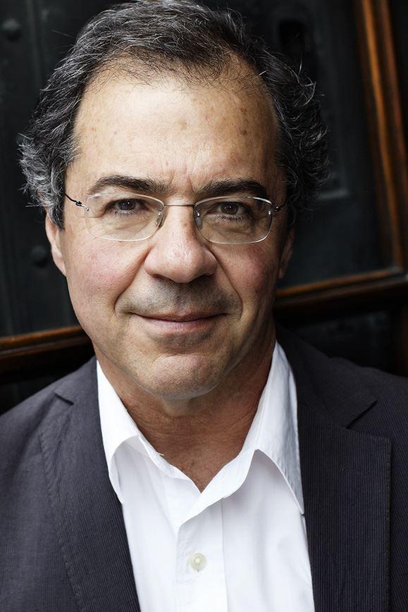 Författarbesök med Göran Rosenberg