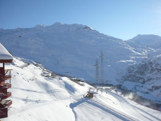 2 Pièces 4 Pers skis au pieds / VALMONT 1215