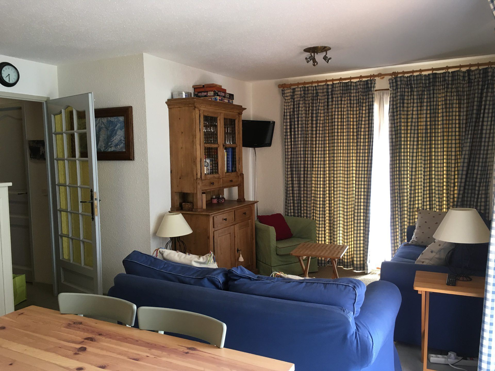 3 Rooms 6 Pers ski-in ski-out / BIOLLEY 43