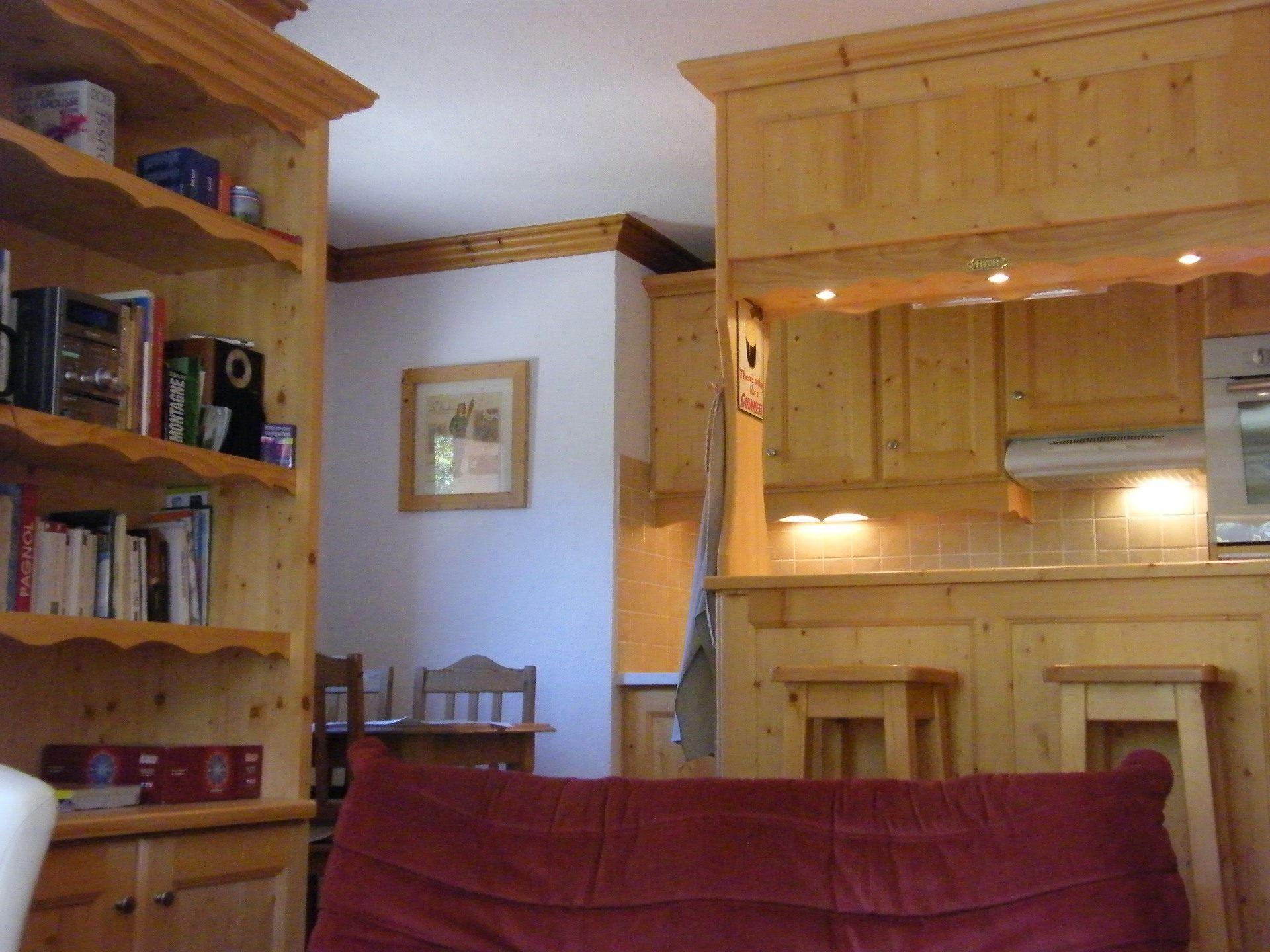 4 Rooms 6 Pers ski-in ski-out / BALCONS DE TOUGNETTE 7