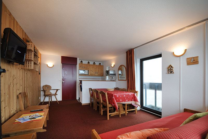 2 Rooms 6 Pers ski-in ski-out / DORONS 905