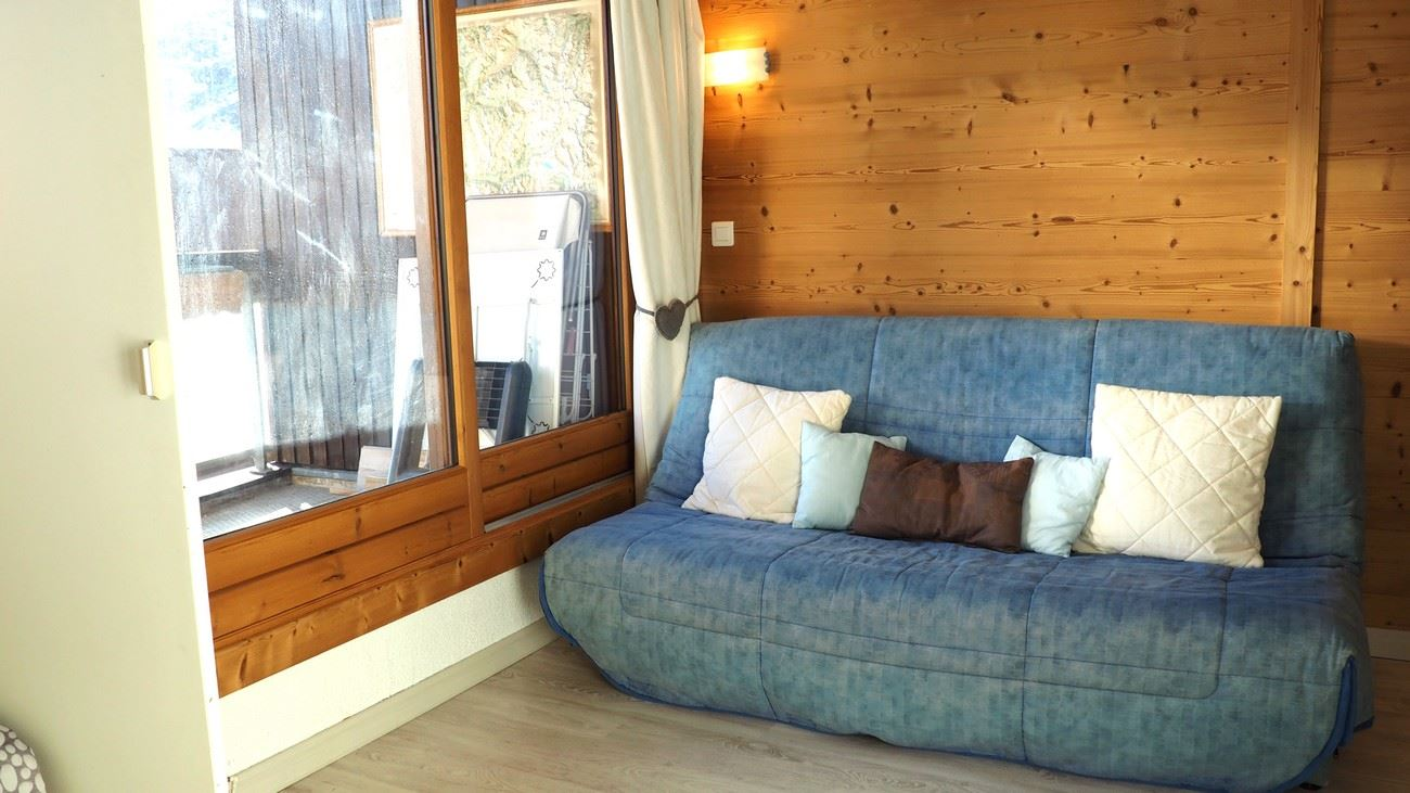 2 Room 4 Pers ski-in-ski-out / Coryles 552