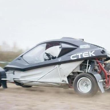CTEK-sprinten