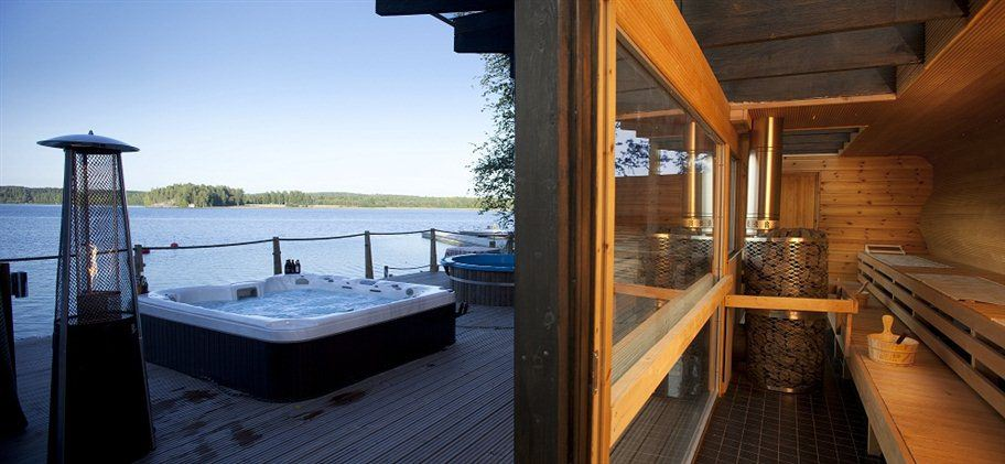 Sauna World | Lehmonkärki