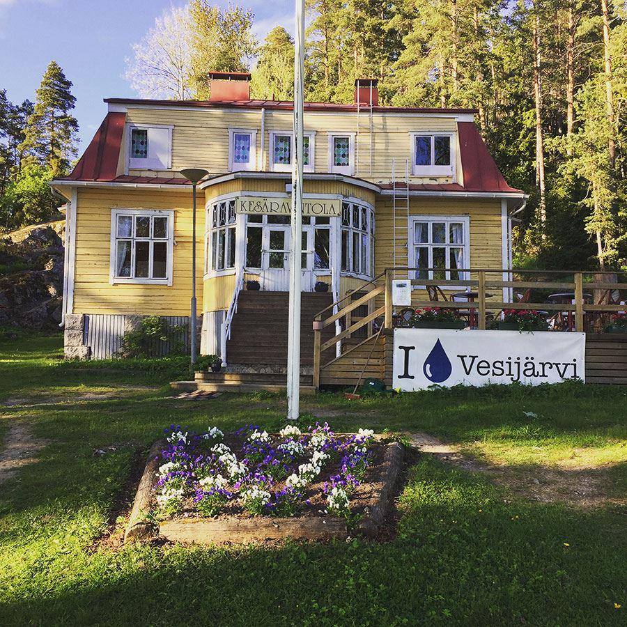 Sauna   Enonsaari
