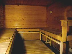 Sauna   Lahden Mieskuoron tilat