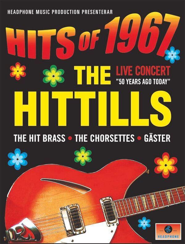"""The Hittills – """"Hits of 1967"""" - SLUTSÅLT"""