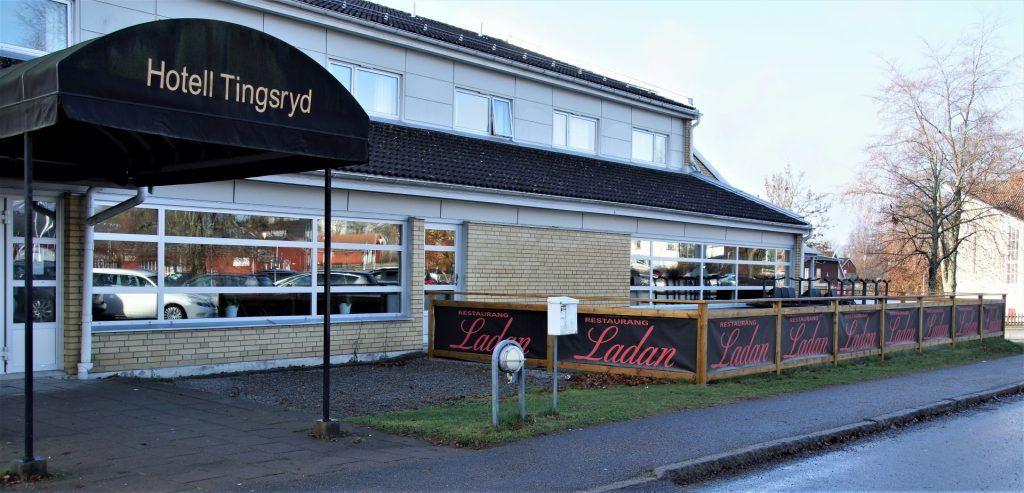 Restaurant Ladan, Tingsryd