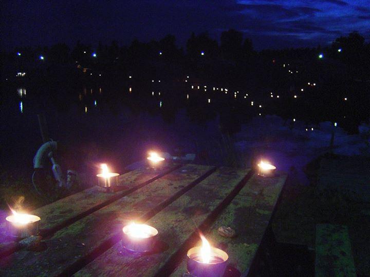 Lyskväll i Stocka