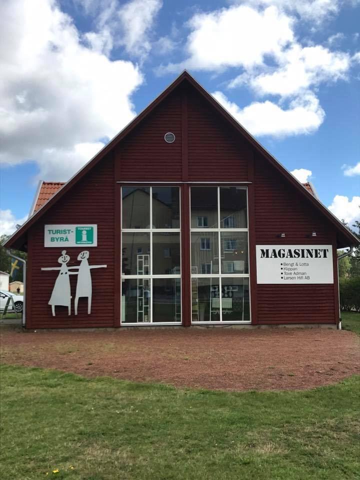 Magasinet Skillingaryd & Turistbyrå