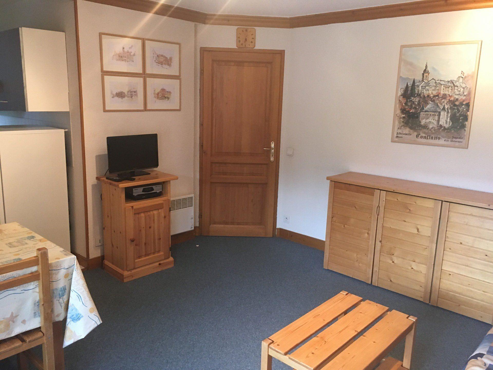 2 Rooms cabin 6 Pers ski-in ski-out / BALCONS DE TOUGNETTE 24