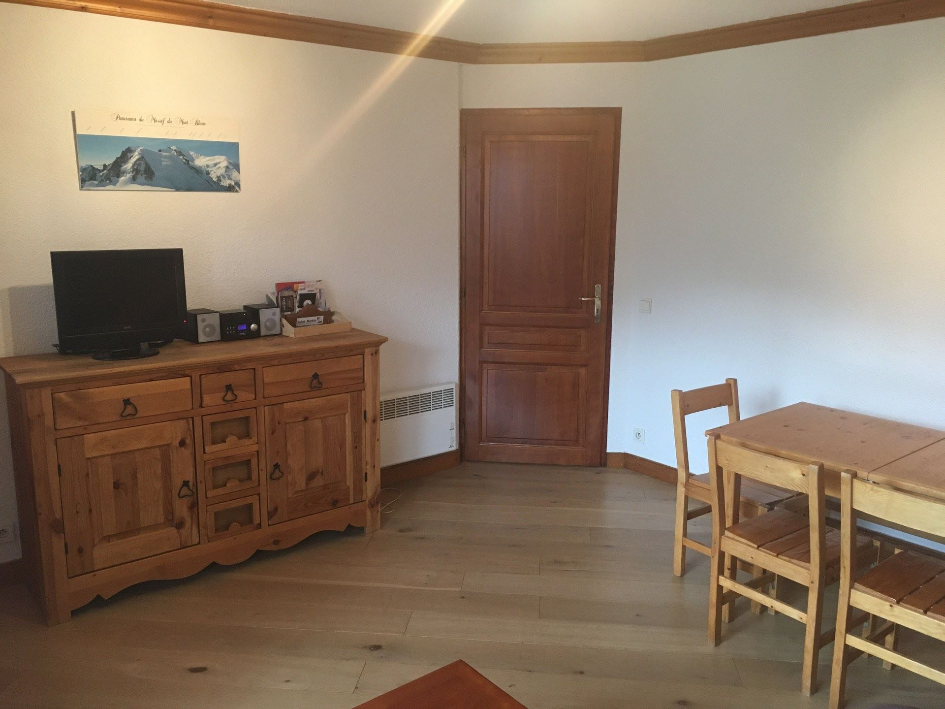 2 Rooms cabin 6 Pers ski-in ski-out / BALCONS DE TOUGNETTE 26