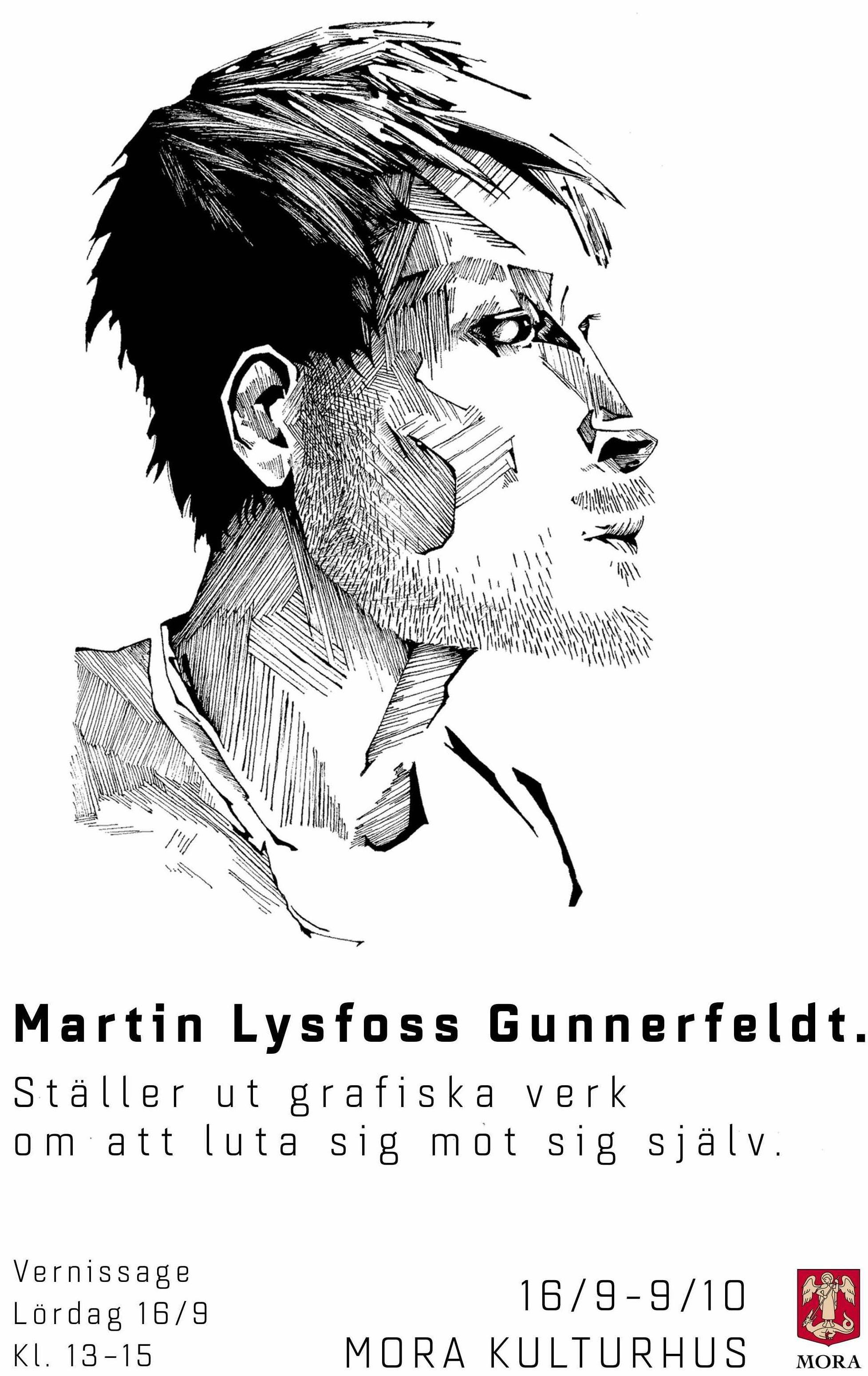 Martin Lysfoss Gunnerfeldt.