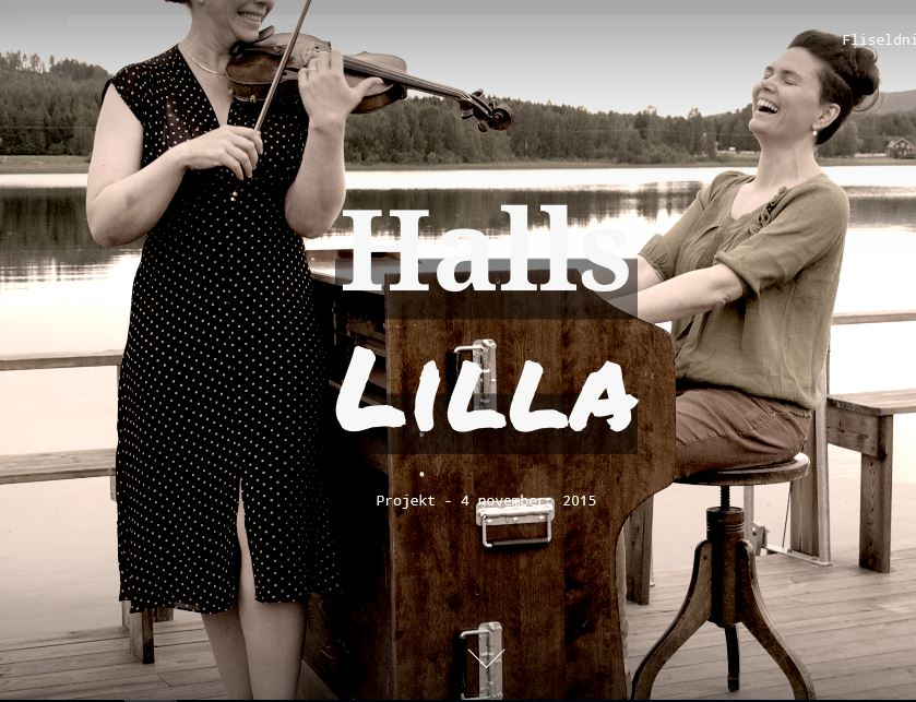 Halls lilla - med Thuva Härdelin & Kristina Bergström