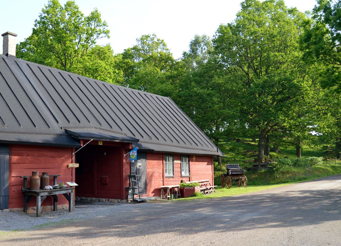 Ingeborrarp friluftsmuseum