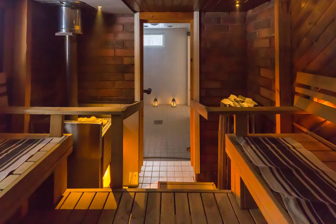 Sauna | Iso-Naappilan loma