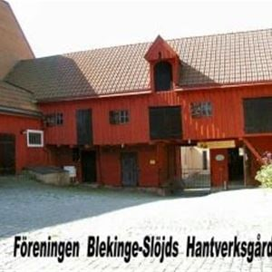 Handicrafts from Blekinge