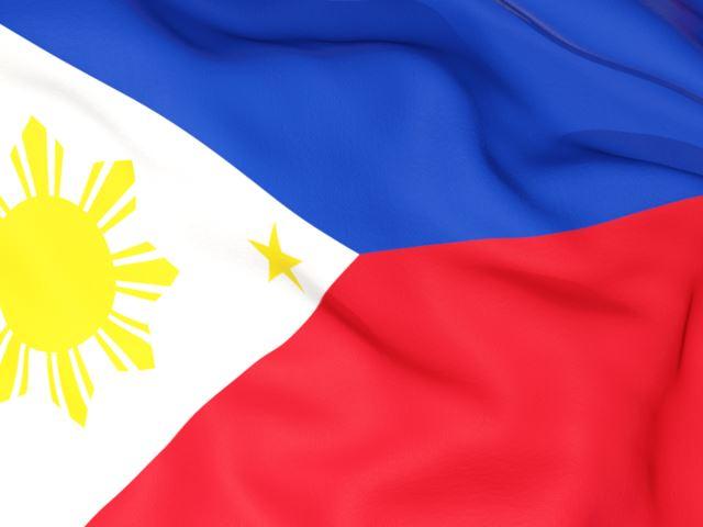 Filippinska flaggan