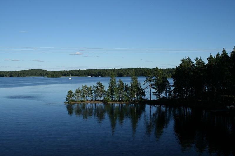 Risteilylle Päijänteen kansallispuistoon