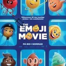 The Emoji Movie (Sv. tal) (3D)  visas kl 16.00 - sön 27/8