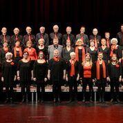 Hesslekörens Julkonsert 2017
