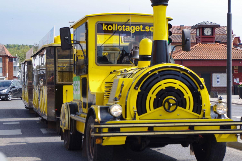 Guidad tur med Kolletåget