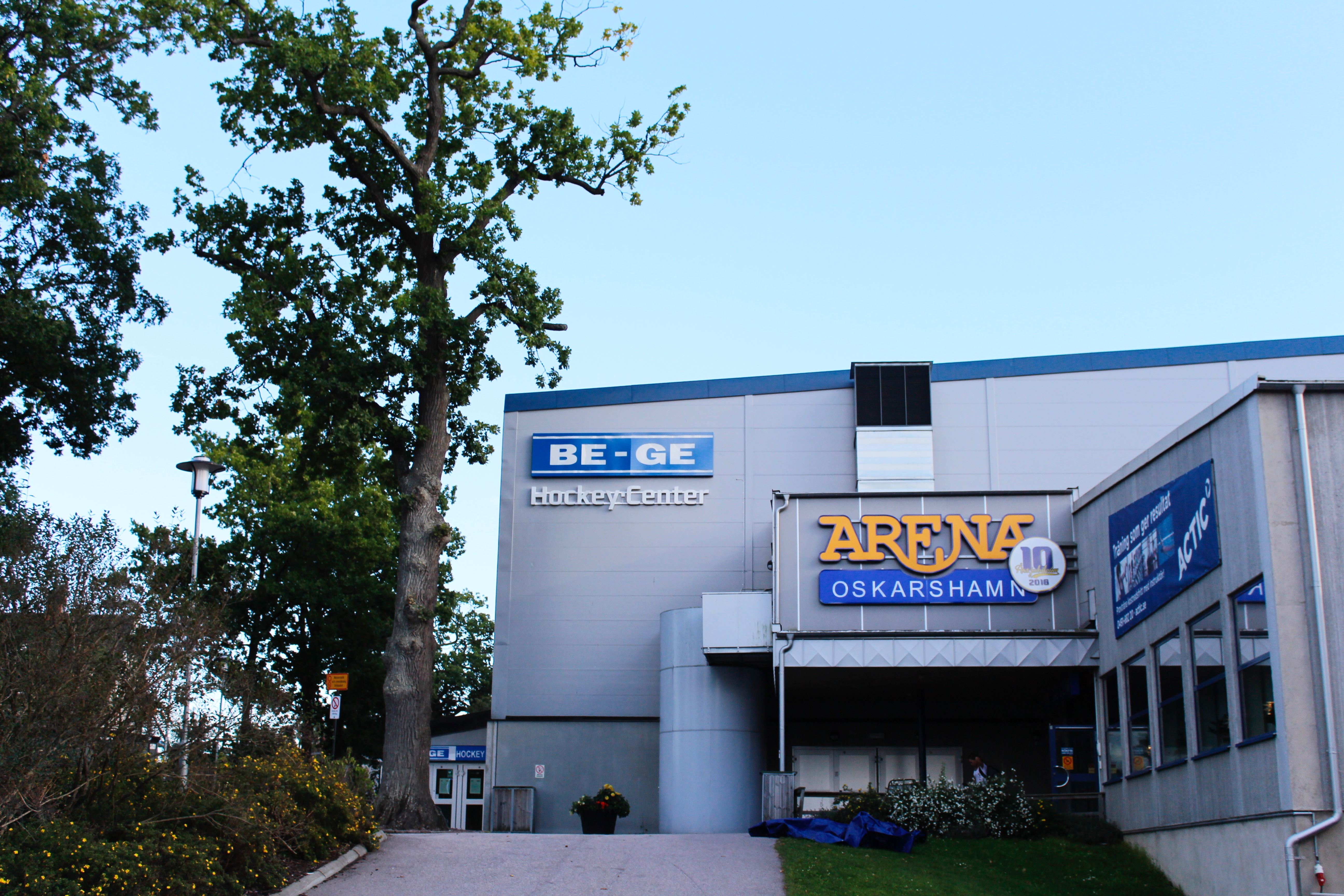 Arena Oskarshamn Public Baths & Gym
