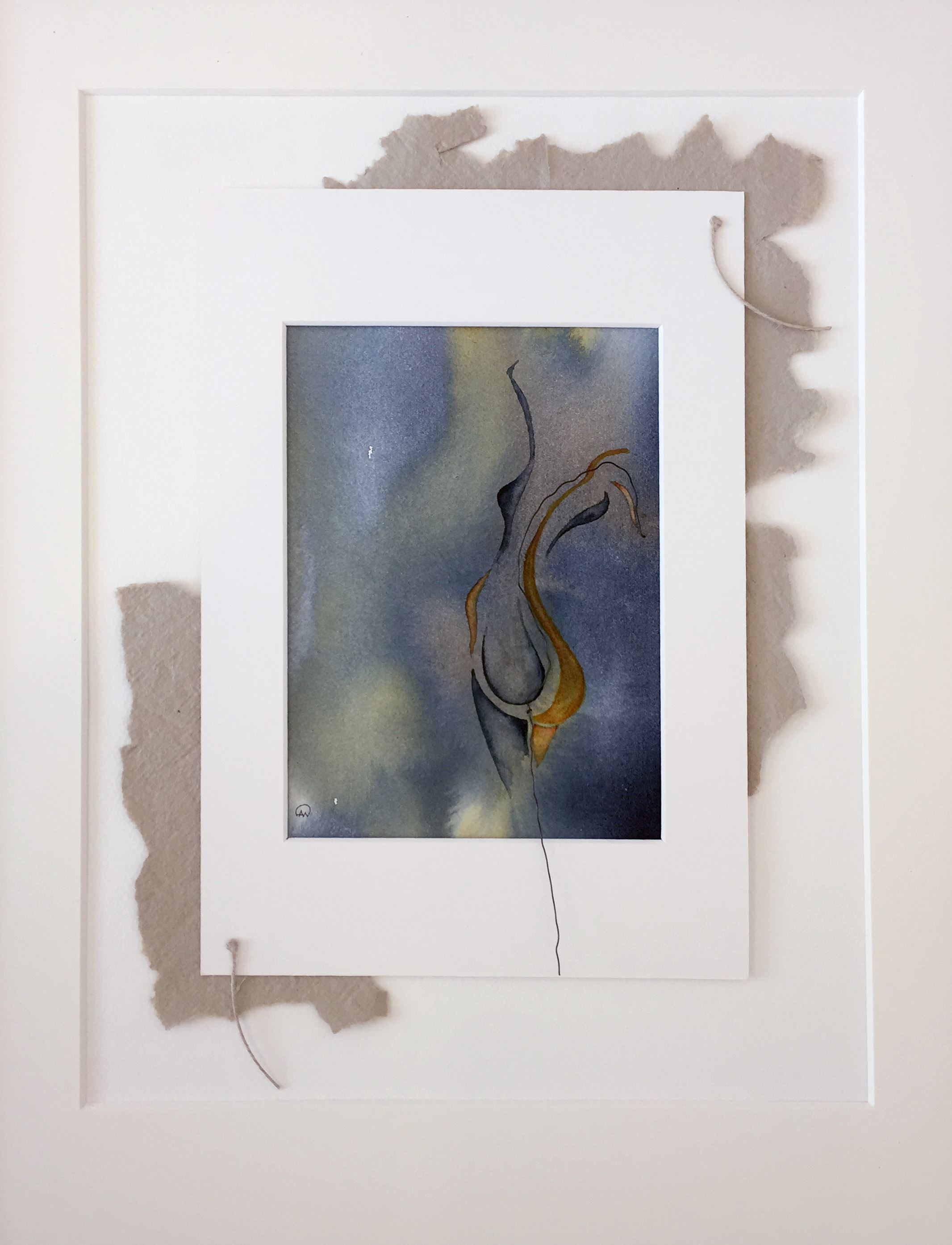 Trådlöst - Utställning Anna Winther