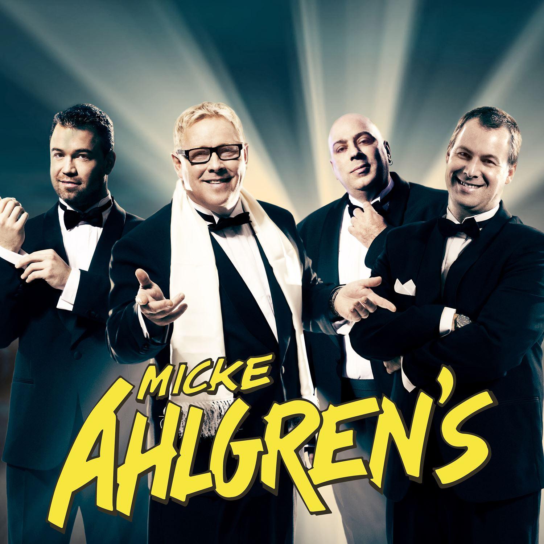 Söndagsdans med Micke Ahlgrens