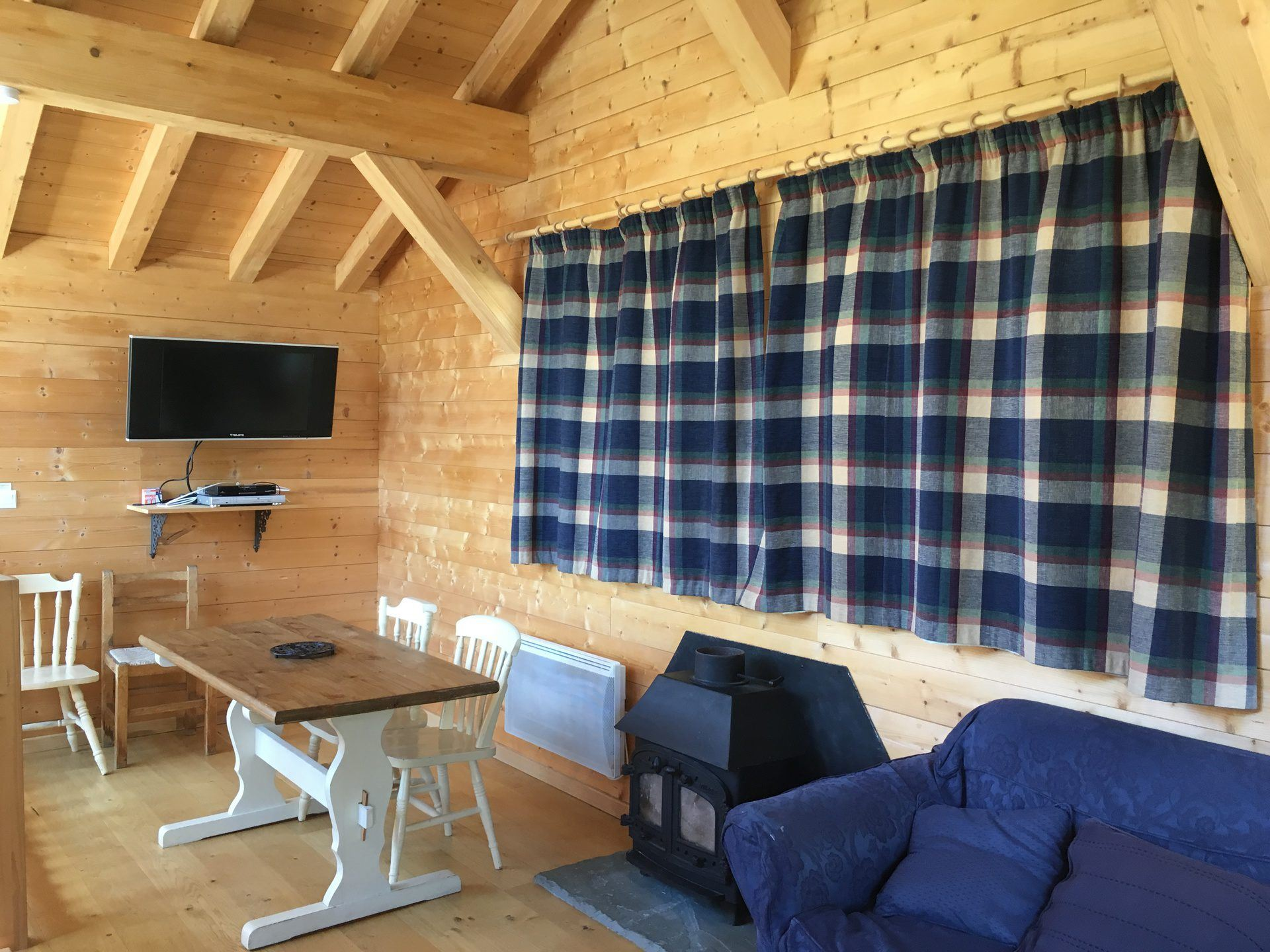 Chalet 4 Rooms 8 Pers / VILLARENCEL 2