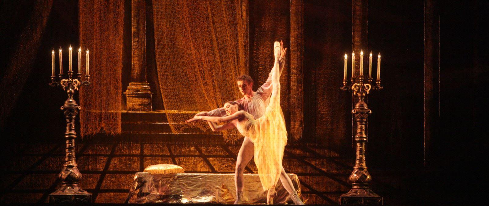 The Bolsoj Theatre - Romeo and Juliet
